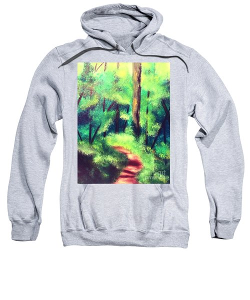 Forest Path Sweatshirt