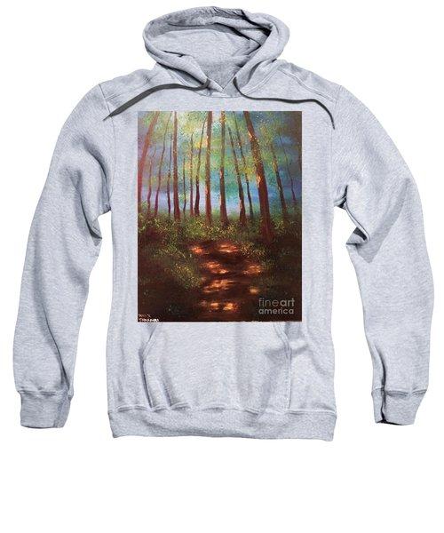 Forests Glow Sweatshirt