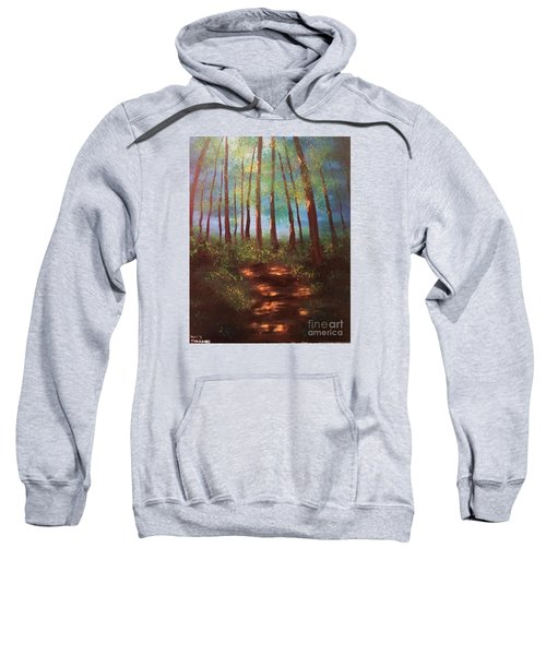 Forests Glow Sweatshirt