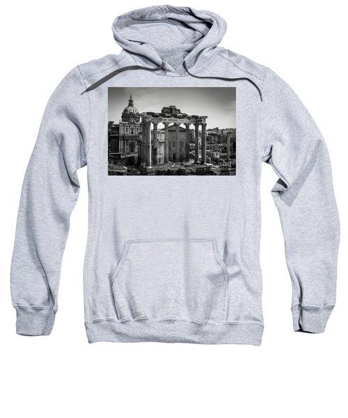 Foro Romano, Rome Italy Sweatshirt