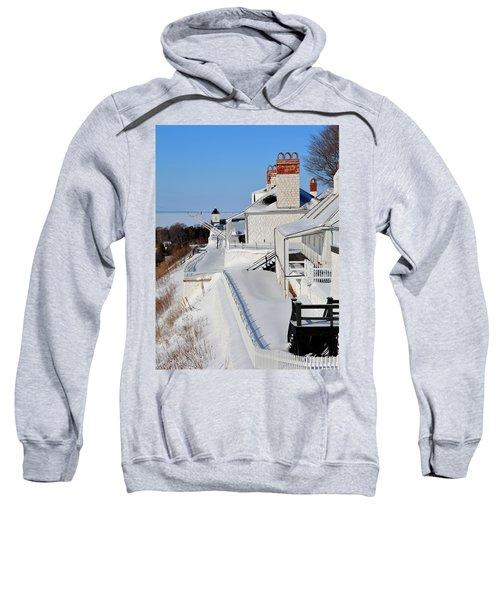 Fort Mackinac Profile Sweatshirt