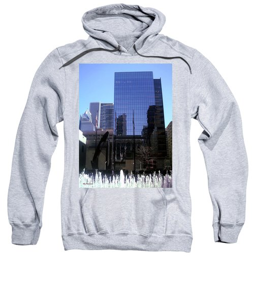 Fountain View Sweatshirt