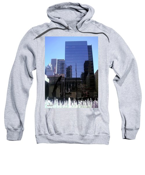 Fountain View Sweatshirt