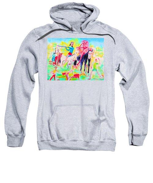 Four Horsemen Sweatshirt
