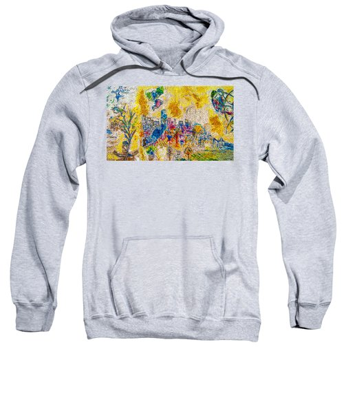 Four Seasons Chagall Sweatshirt