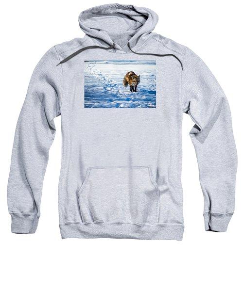 Fox Path Sweatshirt