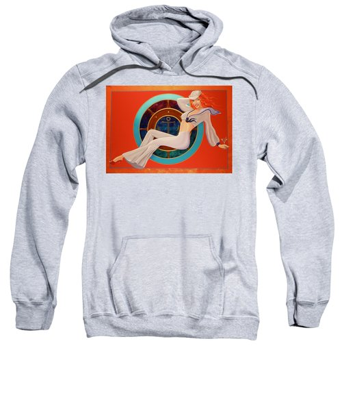 Foxy Lady  Sweatshirt