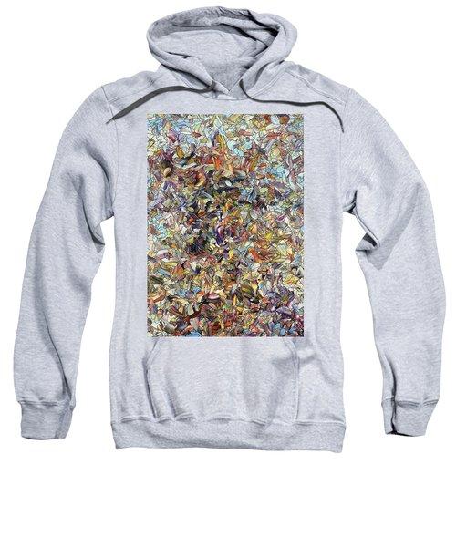 Fragmented Horse Sweatshirt