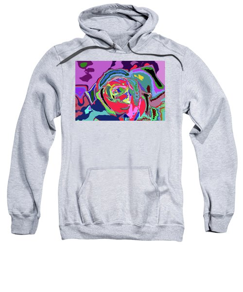 Fragrance Of Color  Sweatshirt