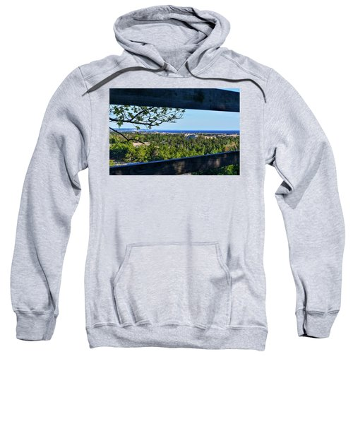 Framed View Sweatshirt