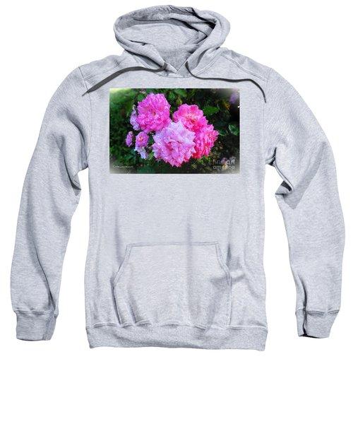 Frank's Roses Sweatshirt
