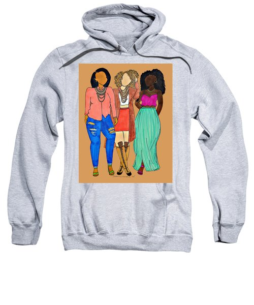 Franz 2 Sweatshirt by Diamin Nicole