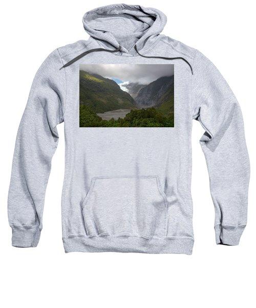 Franz Josef Glacier  Sweatshirt
