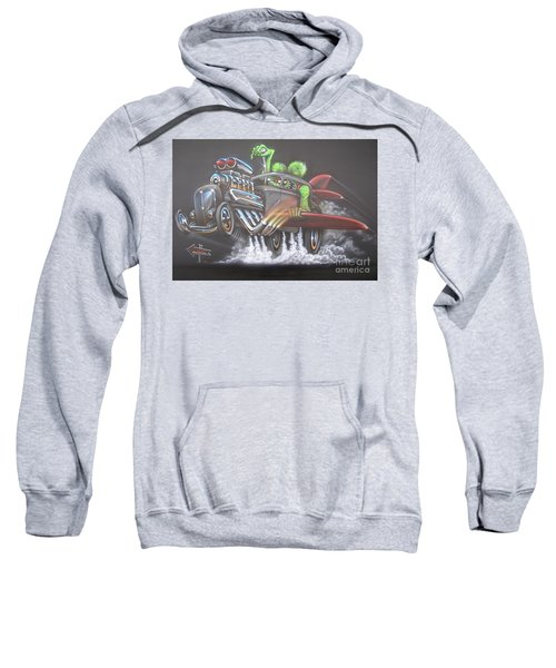 Freakwentflying Sweatshirt