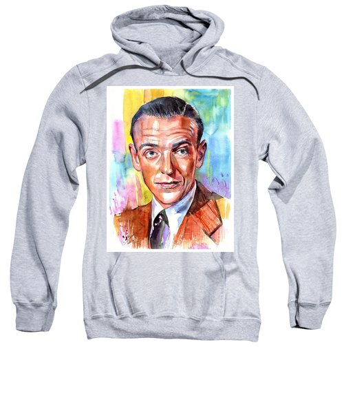 Fred Astaire Painting Sweatshirt