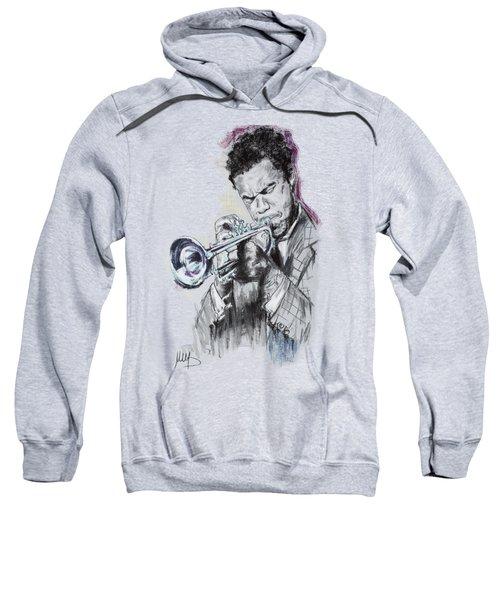Freddie Hubbard Sweatshirt by Melanie D