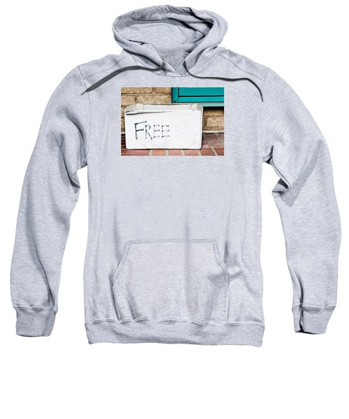 Free Box Sweatshirt