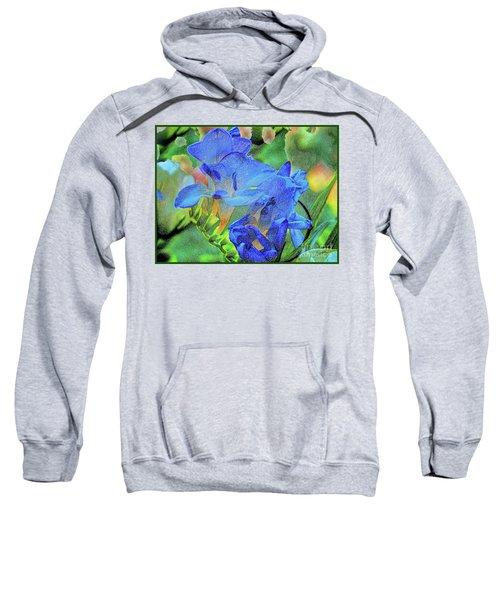 Freesia's Of Beauty Sweatshirt