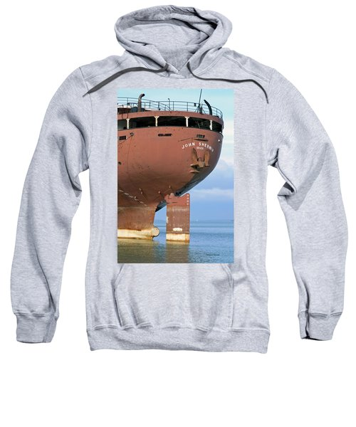 22ea6223e33 Great Lakes Freighter Hooded Sweatshirts