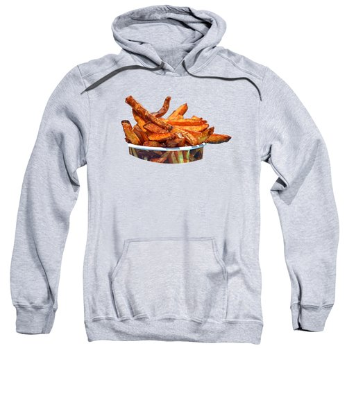 French Fries On The Boards Sweatshirt