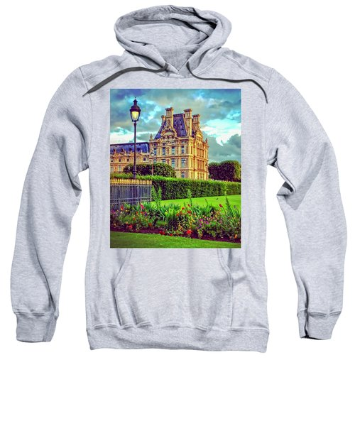 French Garden Sweatshirt