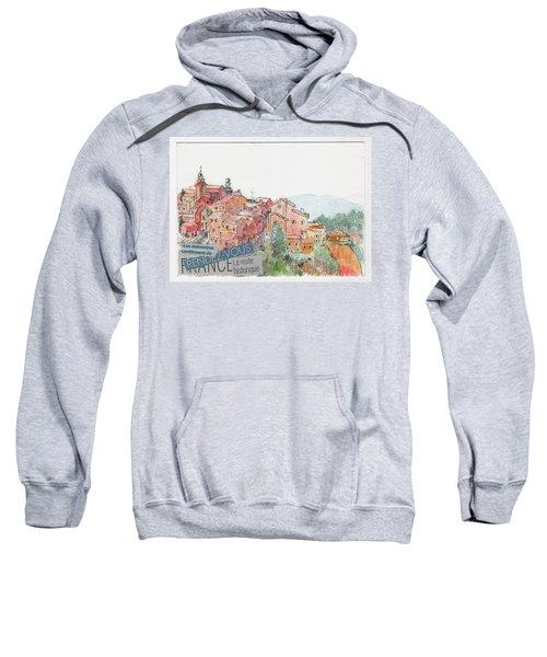 French Hill Top Village Sweatshirt