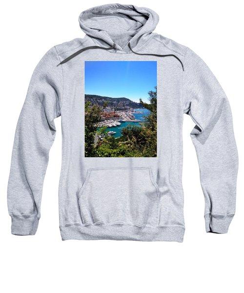 French Port Sweatshirt by Tiffany Marchbanks