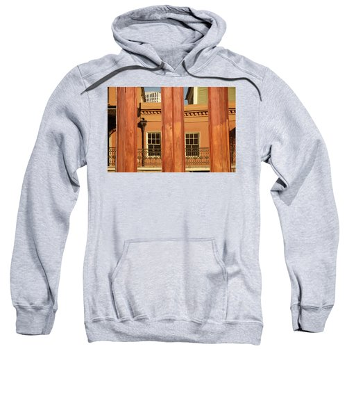 French Quarter Reflection Sweatshirt