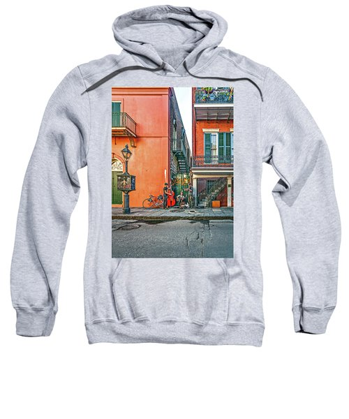 French Quarter Trio Sweatshirt