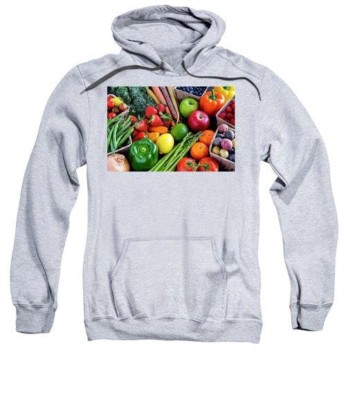 Fresh From The Farm Sweatshirt