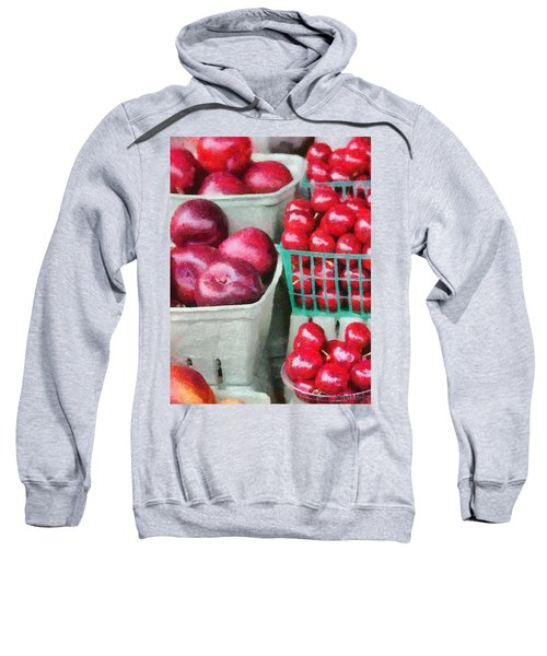 Fresh Market Fruit Sweatshirt