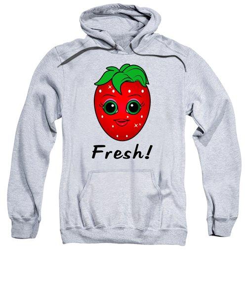 Fresh Strawberry Sweatshirt by A