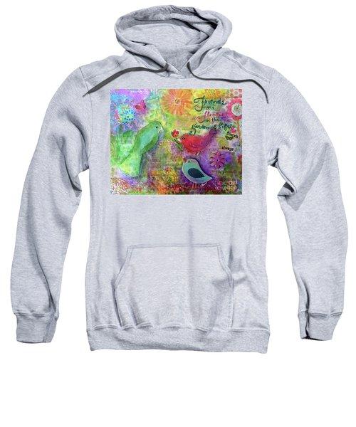 Friends Always Together Sweatshirt