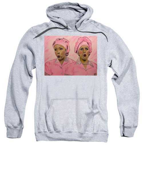 Friendship Factor  Sweatshirt by Miriam Moran
