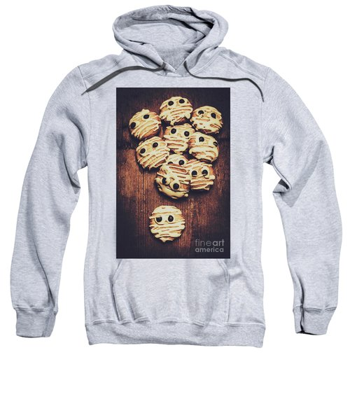 Fright Night Party Baking Sweatshirt