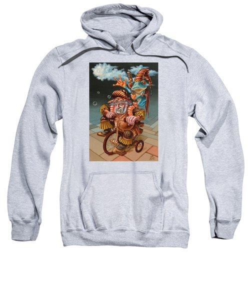 Froggy Circus Sweatshirt