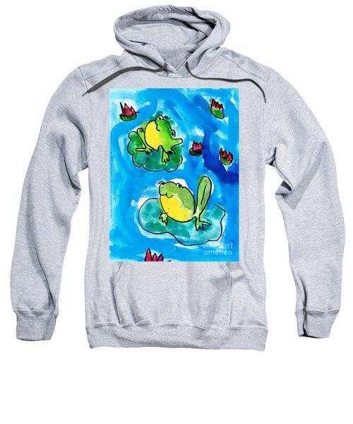 Frogs Sweatshirt
