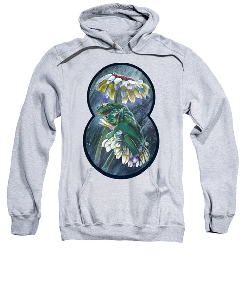 Frogs- Optimized For Shirts And Bags Sweatshirt