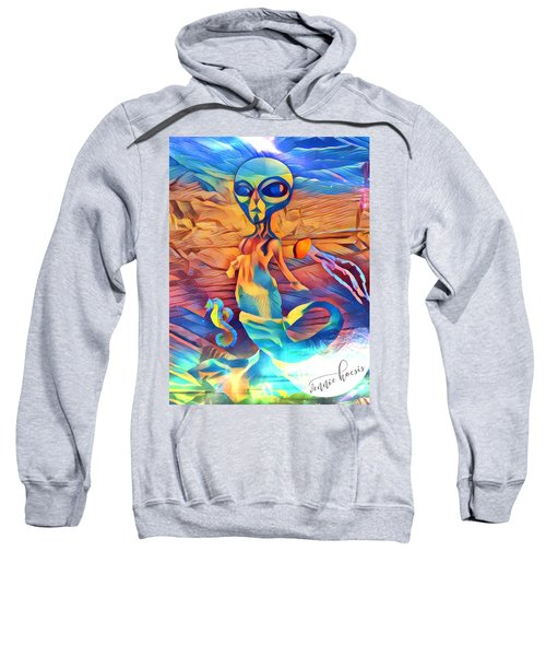 From A World Inside Of Another Sweatshirt