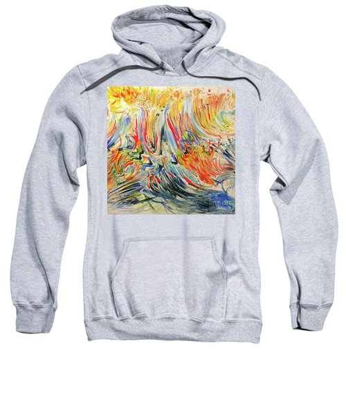 From Soul To Canvas Sweatshirt