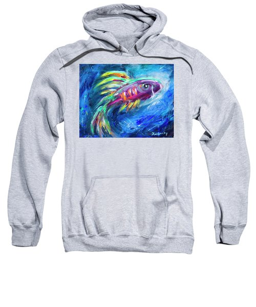 From The Deep Sweatshirt