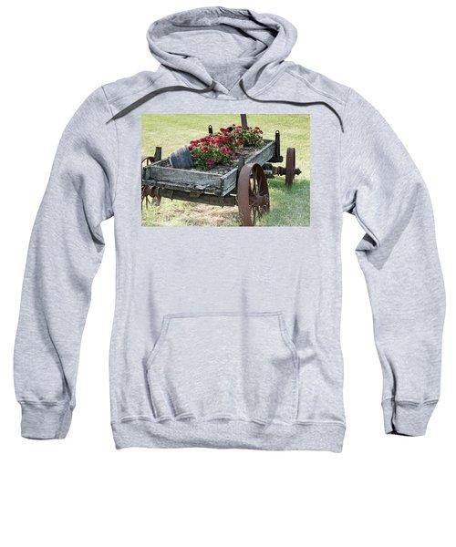 Front Yard Decor Sweatshirt