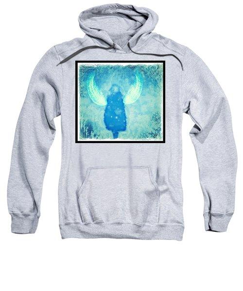 Frosted Angel Sweatshirt