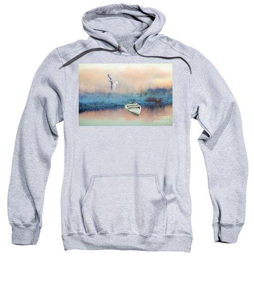 Frosted Shore Sweatshirt
