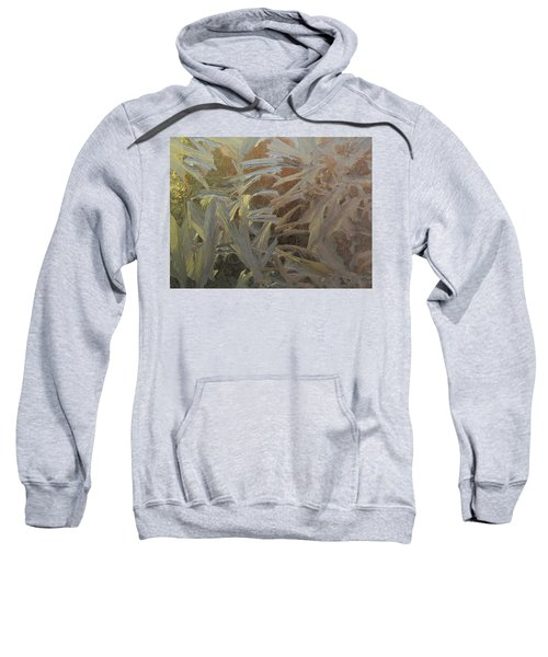 Frostwork - White Jungle Sweatshirt