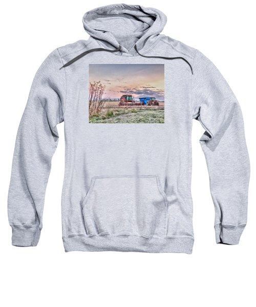 Frosty Farm Morning Sweatshirt