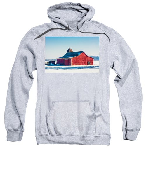 Frosty Farm Sweatshirt