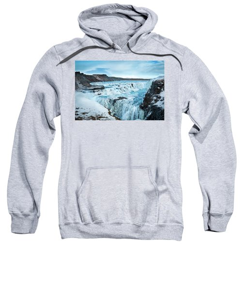 Frozen Gullfoss Sweatshirt