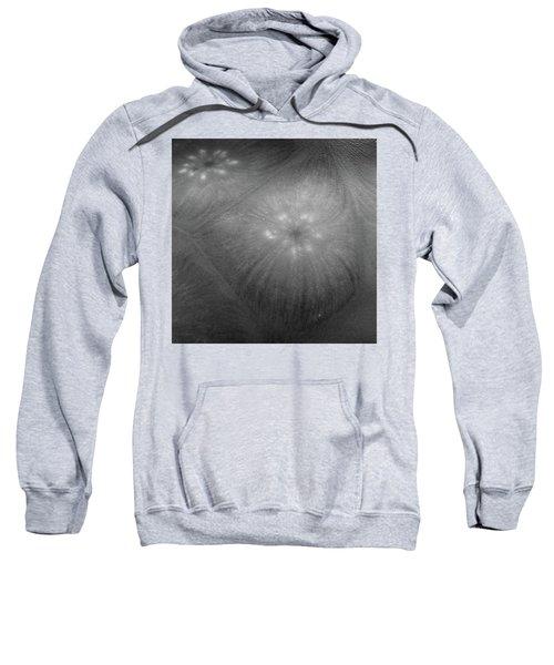 Frozen Ice Star Burst Sweatshirt
