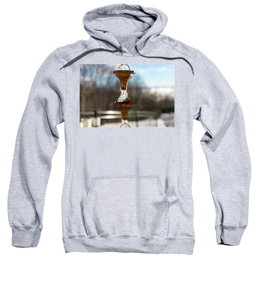 Frozen Rain Chains Sweatshirt
